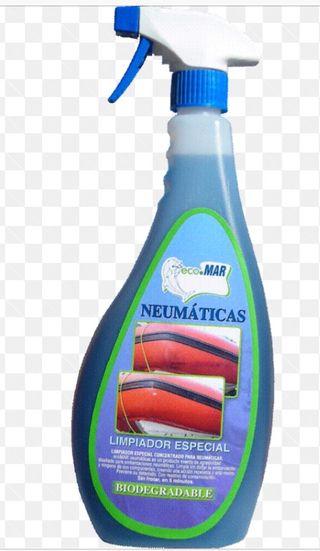 Limpiador neumaticas