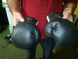 guantes boxeo para niño