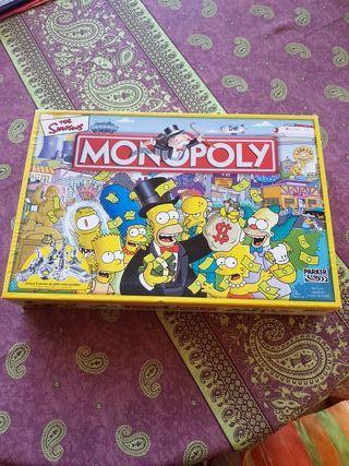 Monopoly de los Simpsons