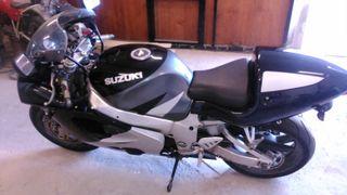 Suzuki gsxr 750 año 99
