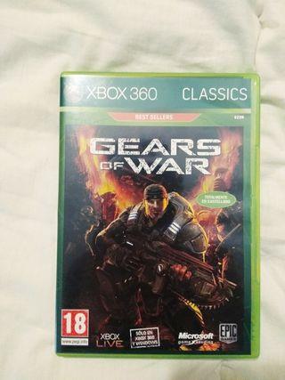 Gears of war xbox360