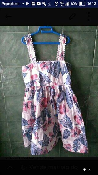 Vestido niña verano