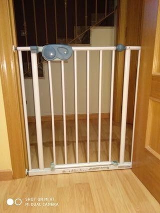 barrera protecion infantil
