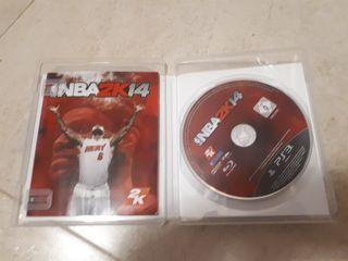 juego NBA 2K14 ps3