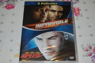 Imparable y Speed. Pack 2x1