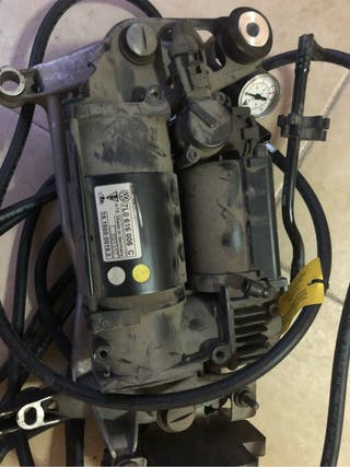 Motor suspension neumatica
