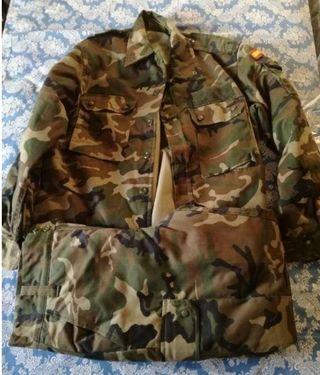Uniforme Ejército Frio Extremo