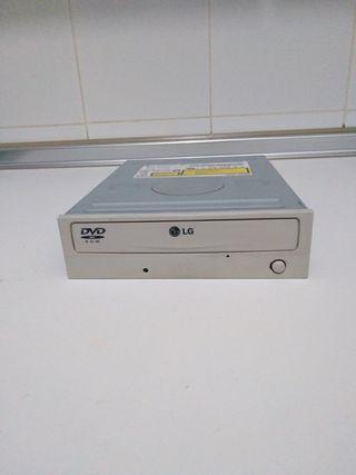 Lector dvd LG ordenador