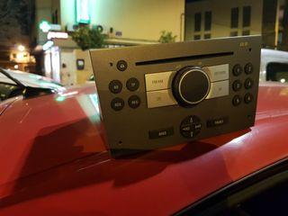 radio Opel vectra c