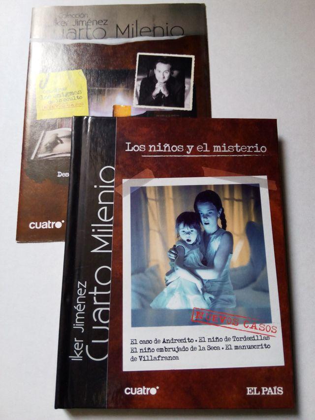 CUARTO MILENIO 1 Los niños y el misterio DVD de segunda mano por 2 ...