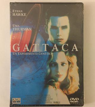Gattaca DVD (nueva, sin quitar precinto)