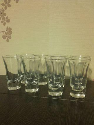 12 vasos chupito