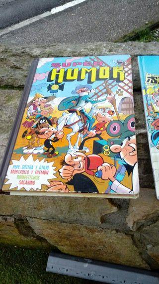 Libro de historietas para niños