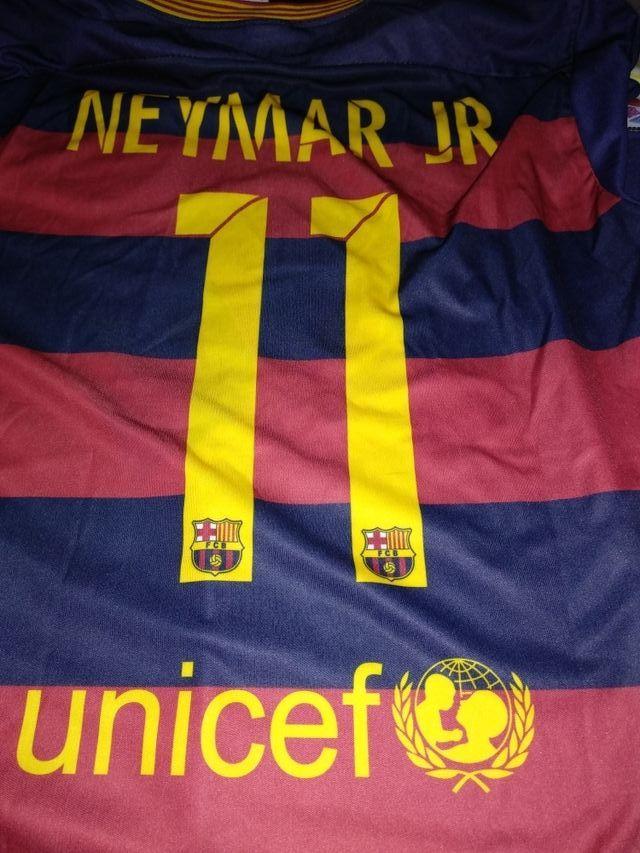 Camiseta Barcelona Neymar de segunda mano por 30 € en A Coruña en ... 03f6d60a766f0