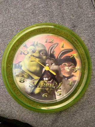 reloj de pared shrek rebajado!!!