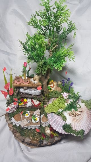 Decoracion en miniatura