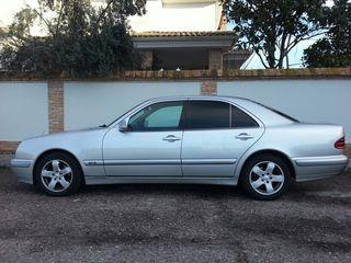 Mercedes e220cdi w210