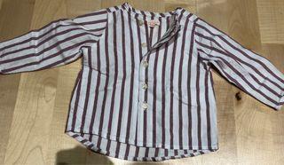 Camisa bebé Gocco 3-6 meses