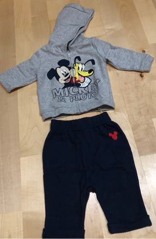 Chándal bebé Mickey Mouse 3-6 meses