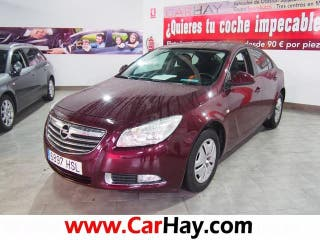 Opel Insignia 2.0CDTI ecoFlex StarANDStop Expression 88 kW (120 CV)
