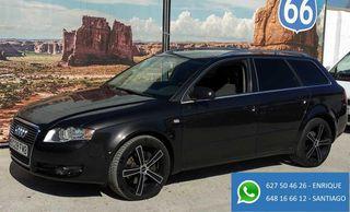 Audi A4 Avant 2.7 TDI multitronic 180CV