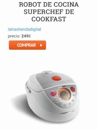 Robot de cocina SuperChef