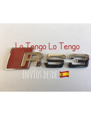 Emblema Audi RS3,RS4,RS5,RS6,RS7,RS8