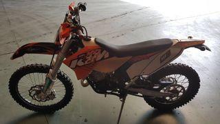 Ktm exc 125 2011