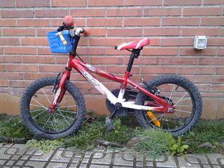 bicicleta para niño 5 - 9 años