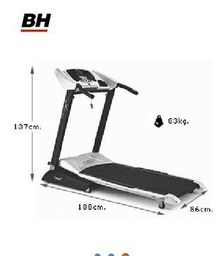 Cinta correr fitness