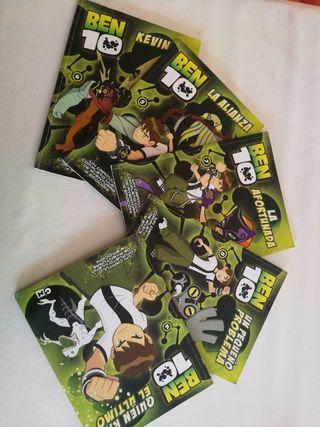 Comics Ben 10