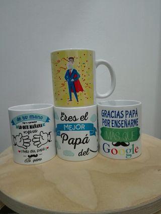 tazas dia del padre