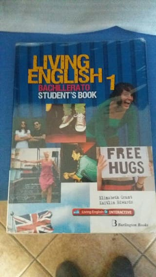 libro Ingles 1°Bachillerato