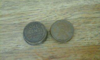 monedas antiguas de diferentes lugares