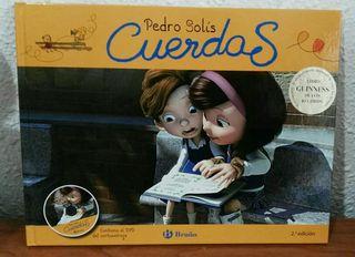 Libro CUERDAS cortometraje