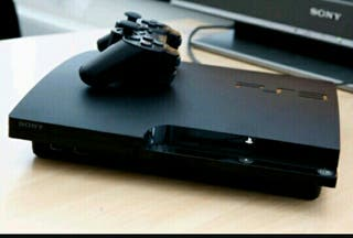 Ps3 + mandos + juegos