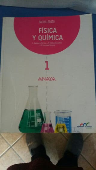Libro Física y Quimica 1 Bachiller~ANAYA