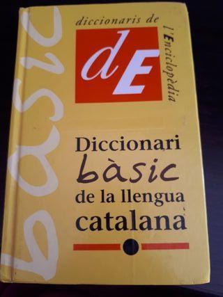 Diccionari bàsic llengua catalana