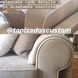 Tapiceria Custom
