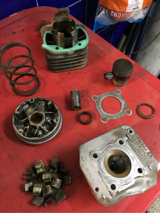 Kit cilindro variador y culata Peugeot ludix