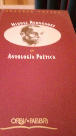 libros poesia antología