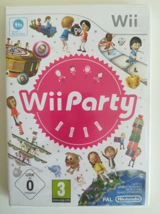 Juego Wii - Wii Party