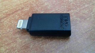 adaptador micro usb iphone
