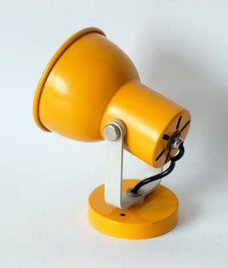 Lámpara aplique de pared. Original, años 70 FP Bcn