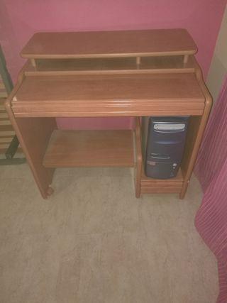 mesa escritorio y para ordenador
