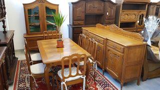Mueble salón estilo LOUIS XV