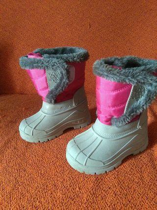 Botas Nieve Niña