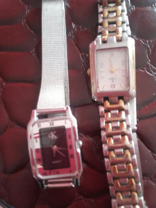 relojes de gran calidad los vendo porque no los us