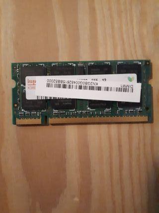 RAM Hynix DDR2 2GB