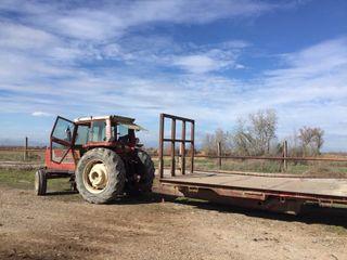 Plataforma agricola